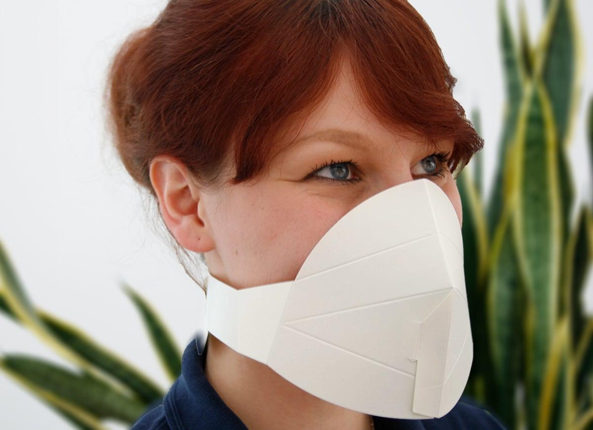 Maske Galerie 1